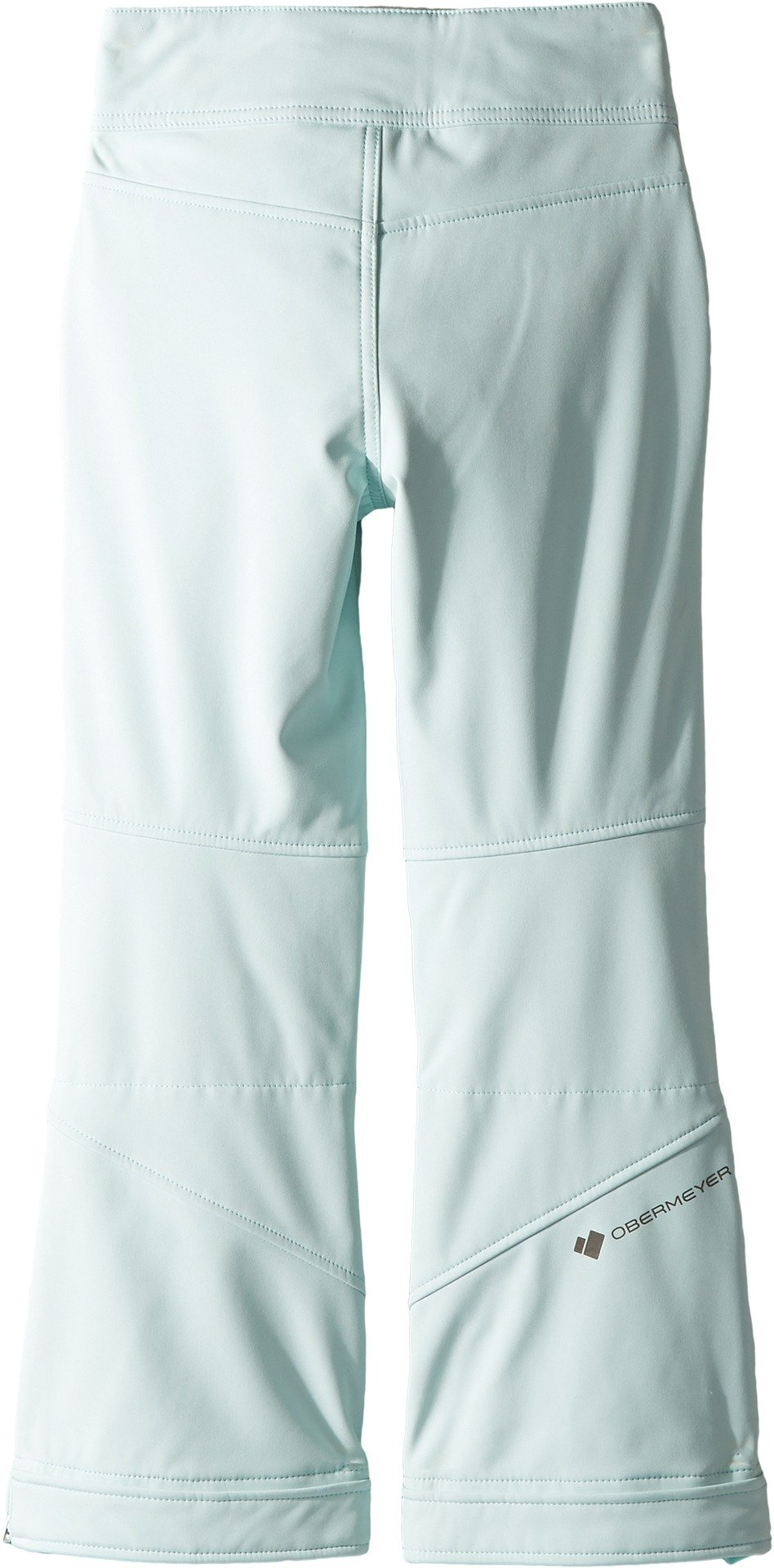 Obermeyer Kids Girl's Jolie Softshell Pants (Little Kids/Big Kids) Seaglass Small by Obermeyer Kids (Image #2)