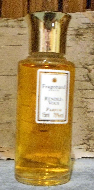 Amazoncom Fragonard Grasserendez Vous Parfum Vintage Miniature