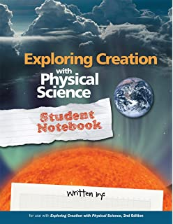 Amazon exploring creation with physical science 9781932012774 exploring creation with physical science student notebook fandeluxe Choice Image