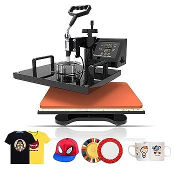 SUNCOO Digital Sublimation Heat Press Transfer Machine