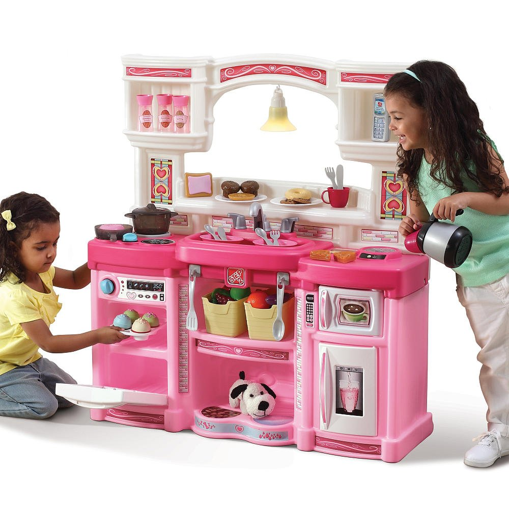 Amazon.com: Rise and Shine Kitchen - Pink: Toys & Games