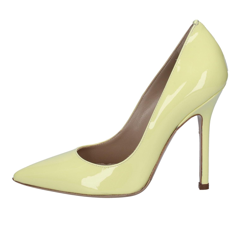 - NORMA J. BAKER Pumps-shoes Womens Yellow