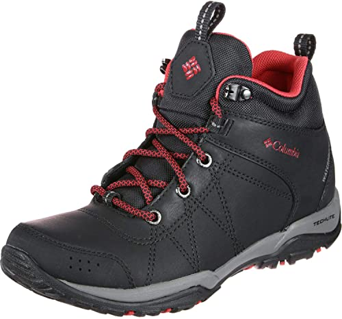 Columbia Fire Venture Waterproof BL1716010 Color: Black Size: 5.0
