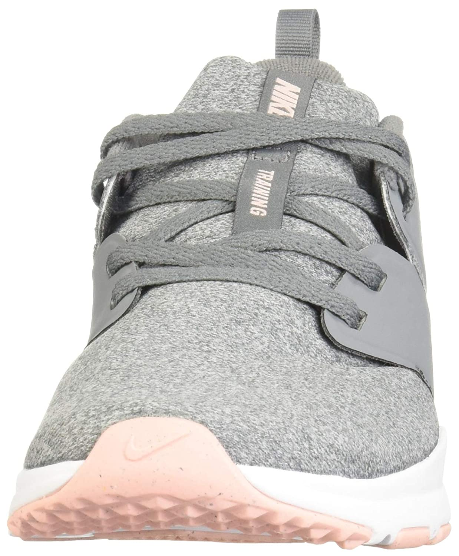 buy online 40f78 3ff31 Nike WMNS Air Bella TR Chaussures de Running Compétition Femme, Multicolore  (Cool Grey Storm Pink Pure Platinum 016) 38.5 EU  Amazon.fr  Chaussures et  Sacs