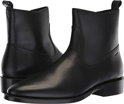 000f7093d5d Amazon.com   Coach Mens Leather Western Boot   Boots