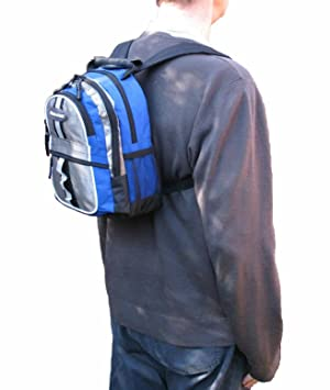 Ladies Gents Child Very Small 7 Litre Backpack Rucksack Daypack ...