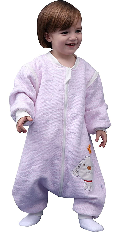 O.C.E Baby SLEEPWEAR ユニセックスベビー L ピンク B076Q7DX8W