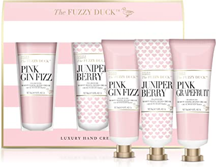 Baylis & Harding The Fuzzy Duck Luxury Hand Cream Set, 3x50ml