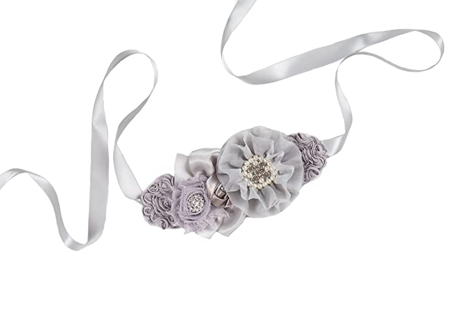 ac916324b6 Grace & Lucille Flower Girl Children's Belt/Sash