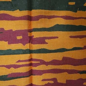 Stoff Baumwollvoile Mehrfarben Abstraktes Muster Kleid Vorhang ...