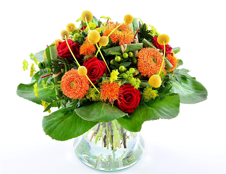Blumenversand - Premium Blumenstrauß - zum Geburtstag - Tanz der Galaxien mit roten Rosen - mit Gratis - Grußkarte zum Wunschtermin versenden