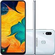 Smartphone Samsung Galaxy A30 (2019) SM-A305G/DS Dual 32GB - Branco