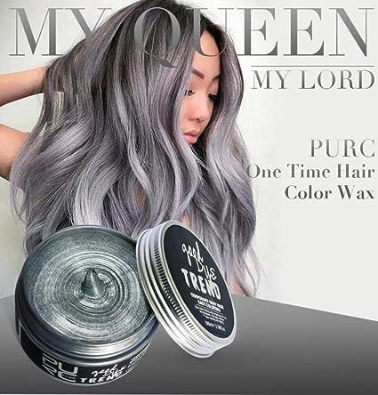 PURC - Buena tinte de tendencia color gris lavado una vez ...
