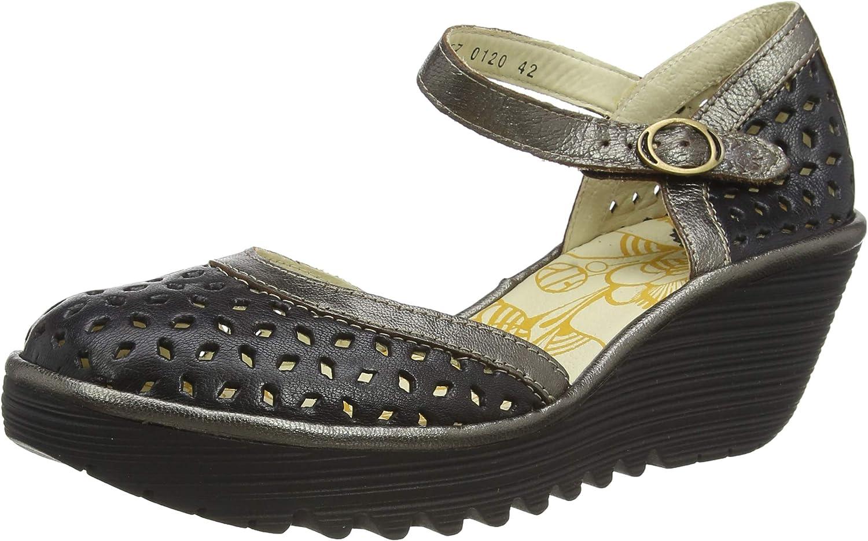 Zapatos de tac/ón con Punta Cerrada para Mujer Fly London Yven029fly
