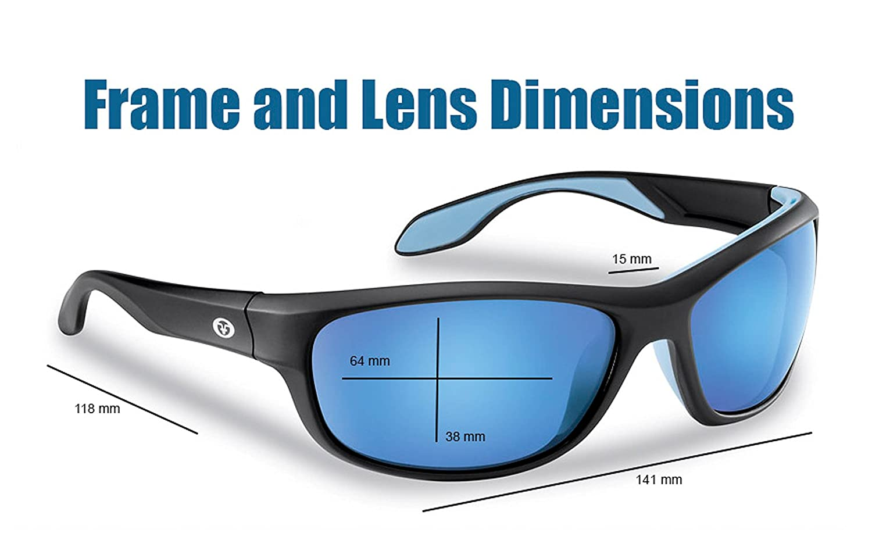 1bb816ccd3a Amazon.com   Flying Fisherman Cayo Polarized Sunglasses   Sports   Outdoors