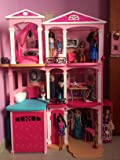 Fabulous dream house for Barbie!