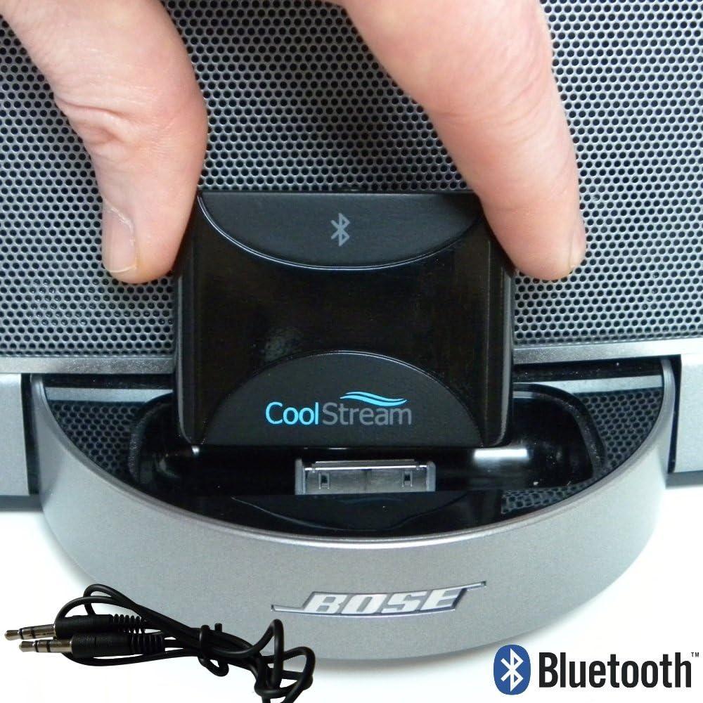 Adaptador Bluetooth Ipod Bose SoundDock y use cualquier celu