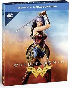 Wonder Woman [Filmbook] [Blu-ray] [2017]