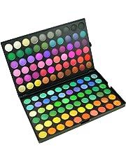 120 Bright Colors Eye Shadow, Marrywindix Eyeshadow Palette Makeup Kit Eye Colour Grooming Palette Concealer