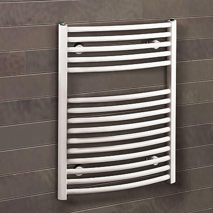 Bevorzugt Bad-Heizkörper Florenz gebogen, 70x50 cm, 331 Watt Leistung OP22