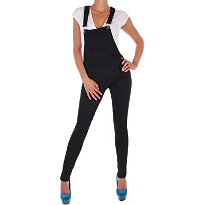 Black Denim - Peto - para Mujer: Ropa y accesorios