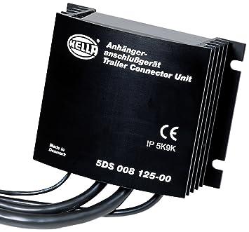 Hella TOWING TRAILER Voltage Transformer 5DS008125-001 OE 13011796