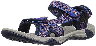 Kamik Jungen LOWTIDE2 Sandalen, Blau (Blue-Bleu), 36 EU