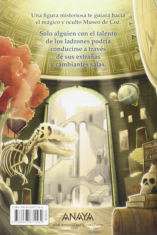 El museo de los ladrones: Los guardianes, libro I Literatura Juvenil A  Partir De 12 Años - Narrativa Juvenil: Amazon.es: Lian Tanner, Xavier Bonet  Plaza, ...