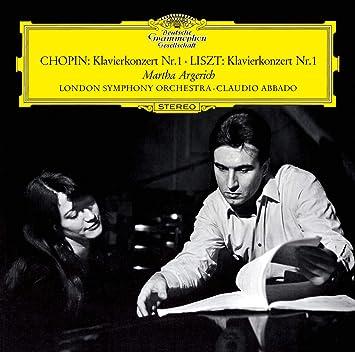 ショパン: ピアノ協奏曲第1番/リスト: ピアノ協奏曲第1番 (生産限定盤)(UHQCD)(特典:なし)