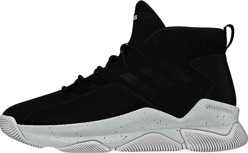adidas Streetfire, Zapatos de Baloncesto para Hombre: Amazon.es ...
