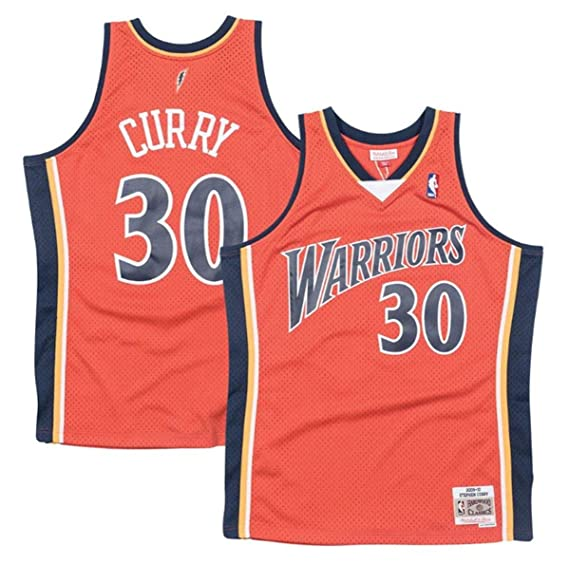 huge selection of 378a2 f99a3 Amazon.com : Mitchell & Ness Stephen Curry Golden State ...