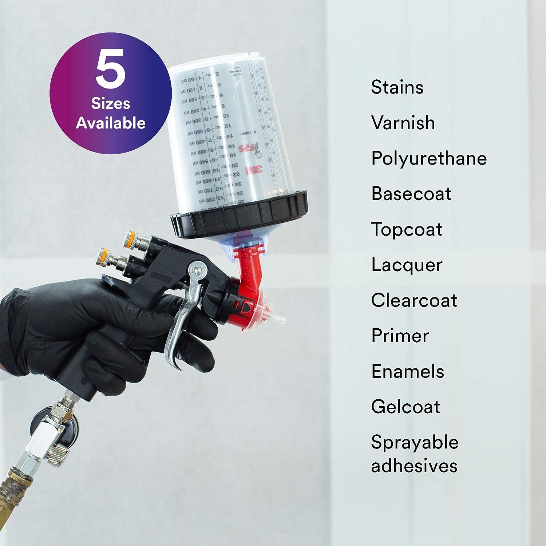 Amazon.com: 3 M (16312) PPS Midi Tapa Kit con filtros de 125 ...