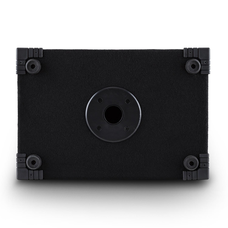 500 W, woofer de 12, 3 bandas, 3 bocinas exponenciales, bassreflex, apto montaje en tr/ípode, esquinas reforzadas, resistente golpes auna PA-1200 altavoz PA pasivo de rango completo negro