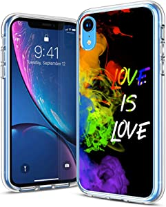 cocomong Gay Pride Case for iPhone XR 6.1