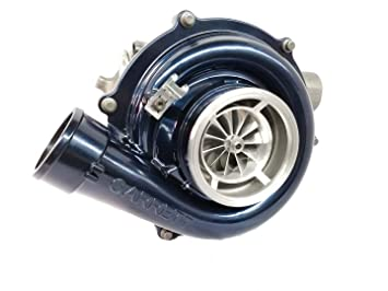 Garrett etapa 2 Type-S Turbo Powermax 6.0L 2003 - 2007 Ford POWERSTROKE: Amazon.es: Coche y moto