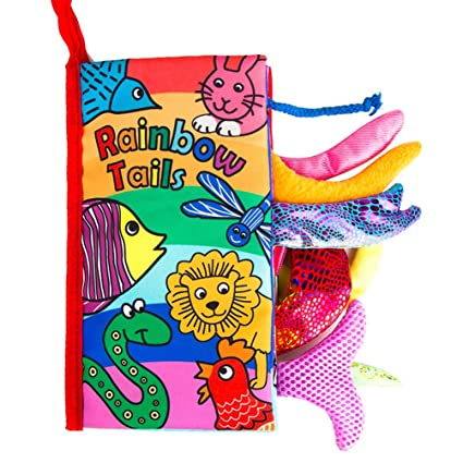 Baby Buch Bücher Fühlbuch Stoffbuch Entwicklung Spielsachen