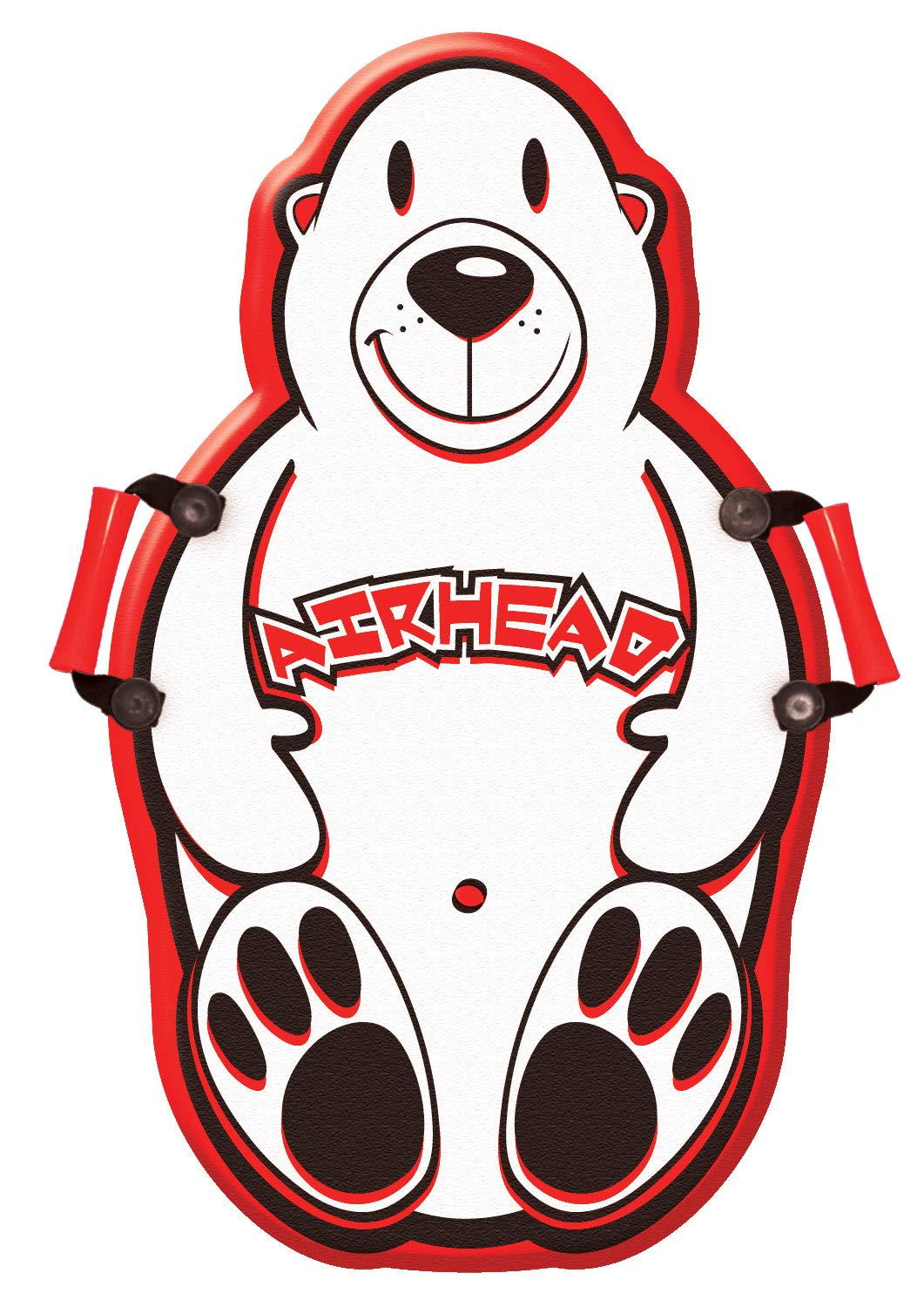 AIRHEAD SILLY POLAR BEAR Foam Sled, 33