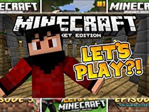 Watch Clip Lets Play Minecraft Pocket Edition Prime Video