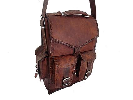 d0e69ecbd1 Amazon.com  Vintage genuine leather 15