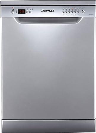 Brandt: lavavajillas 60 cm DFH 12227 S.: Amazon.es: Hogar