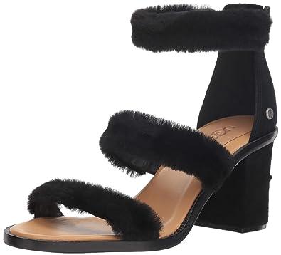 648df737197 UGG Womens Del Rey Fluff Heel