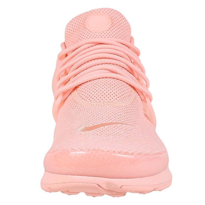 Nike Mens Air Presto Ultra BR Artic Orange Fabric Size 14