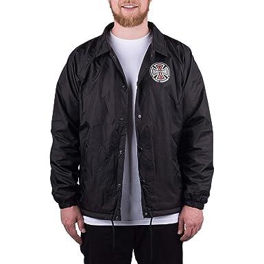 Coach Black Jacket Co Independent Vêtements Truck Et qZptnF