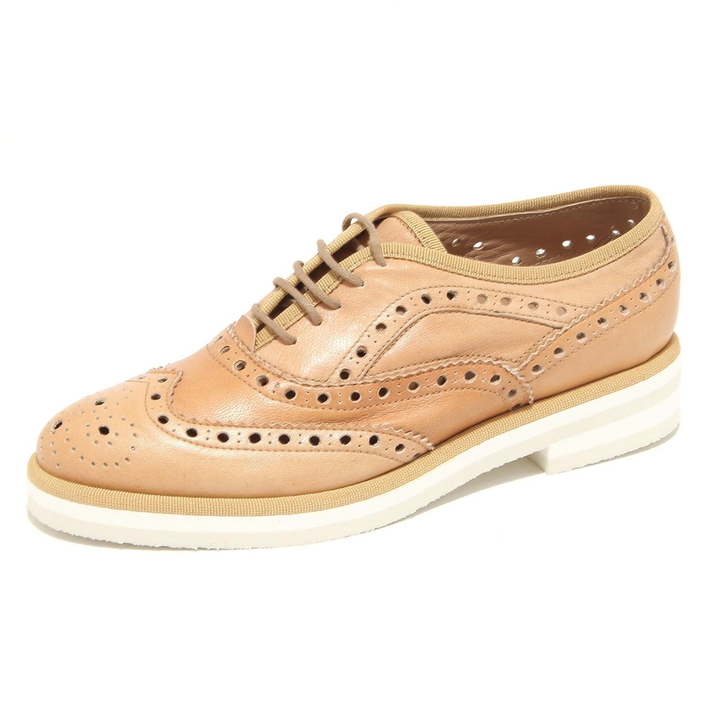 2614N scarpa donna SAX shoes woman 39 EU Cuoio
