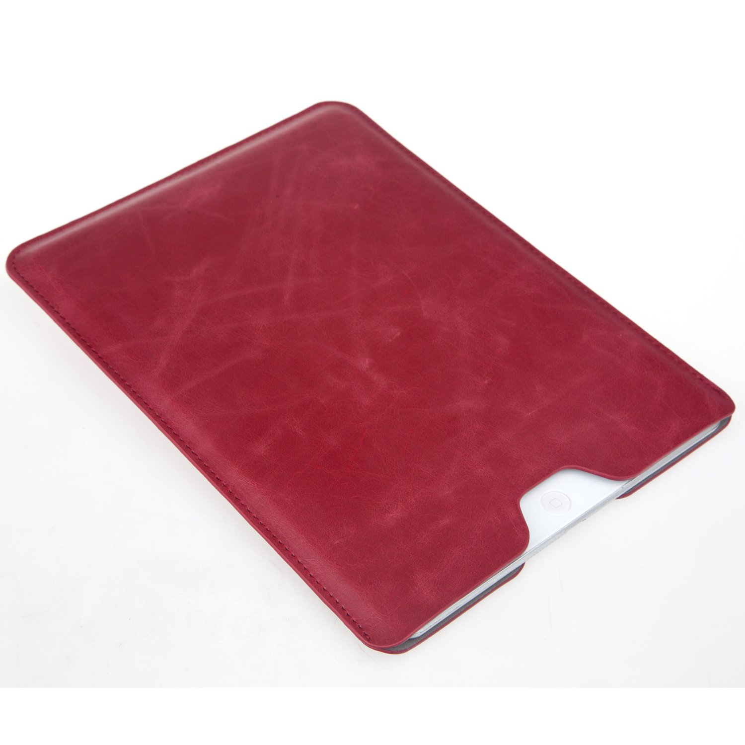 Red Bear Motion for iPad Mini 4 Premium Slim Sleeve Case Cover for iPad Mini 4 Without Other Case on iPad