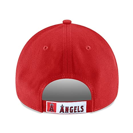 58fa81b4999 New Era 9Forty Cap - MLB LEAGUE Los Angeles Angels red  Amazon.co.uk  Sports    Outdoors