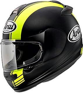 Casco protector integral de moto con tapa amarillo Arai Chaser-V