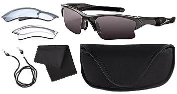 TCM Tchibo Sportbrille Brille Skibrille 100% UV Schutz 3 x Wechselgläser zqDMlupcTk