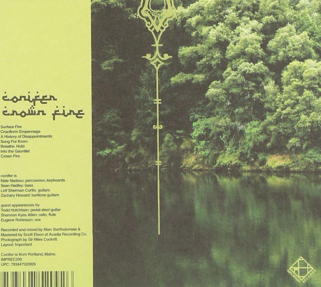 CONIFER - Crown Fire - Amazon com Music