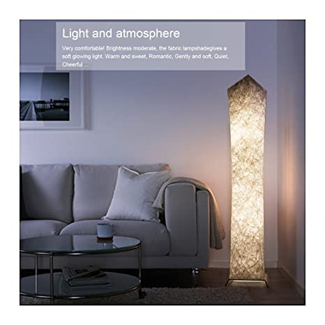 Gimify Lámpara de Pie Moderna Bombilla LED incluida para la ...